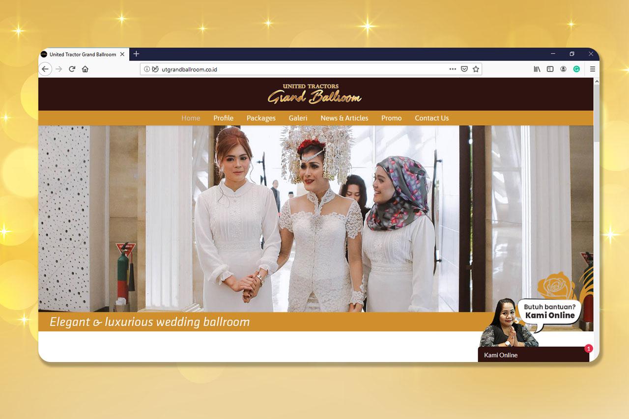 UT Grand Ballroom – Official Website