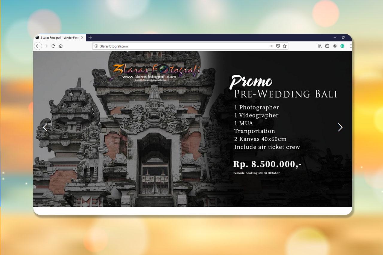 3 Laras Fotografi – Official Website