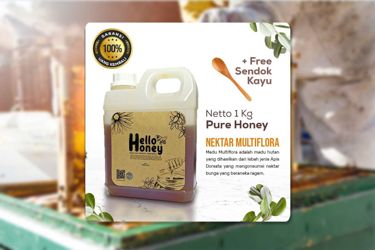 Hello Honey – Product Thumbnail Redesign