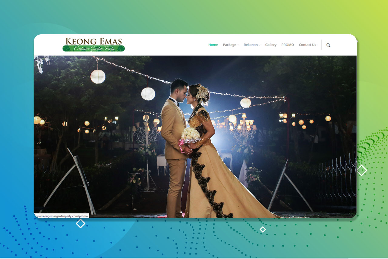 Keong Emas Garden Party – Official Website
